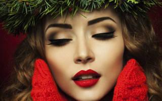 Самый модный макияж на Новый год 2019