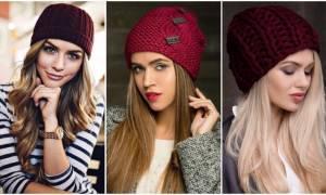 Самые модные и красивые шапки осень-зима 2019