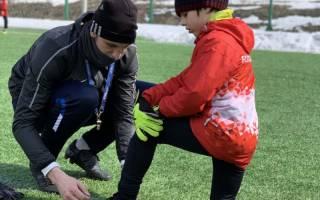Футбол для детей возле метро Сходнеснкая