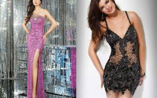 Платье с пайетками: преимущества и особенности носки блестящего наряда