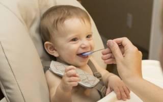 Чем следует кормить ребенка?