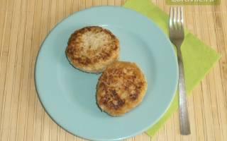 Котлеты из индейки с кабачком и рисом: рецепт от Ирины Алегровой