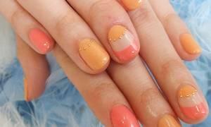 Маникюр на коротких ногтях:  фотогалерея красивого маникюра