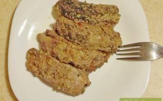 Свиные ребрышки в соевом соусе, запеченные в духовке