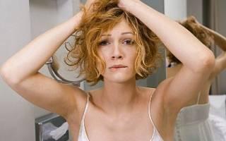 Выпадают волосы после родов
