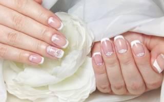 Свадебный маникюр на короткие ногти 2019: идеи дизайна, фото