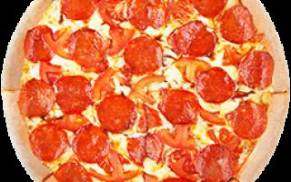Доставка пиццы в офис