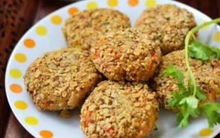 Вкусные куриные котлетки с овсянкой — ну очень нежные и сочные