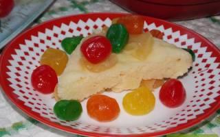 Рецепты для двухсторонней сковороды: Творожная запеканка с яблоками
