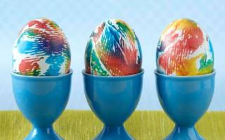 Пасхальные яйца рисунки