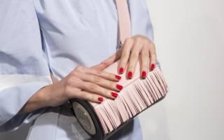 Модные цветовые тенденции в маникюре лето 2018