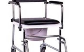 Стул для людей с инвалидностью