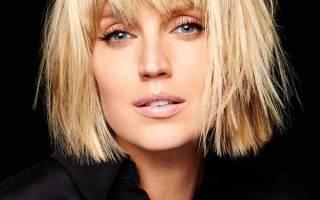 Модные стрижки на средние волосы 2019 — новинки