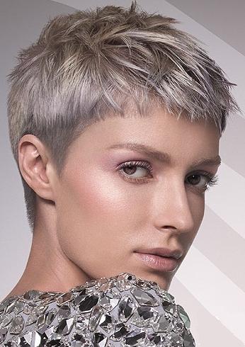 Прическа короткие волосы 2013