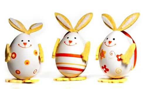 Поделки к Пасхе своими руками: поделки пасхальные яйца