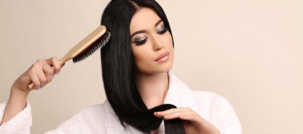 После окончания процедуры за волосами нужно ухаживать более тщательнее
