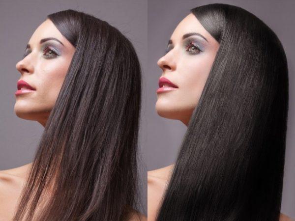 Экранирование волос - что это такое