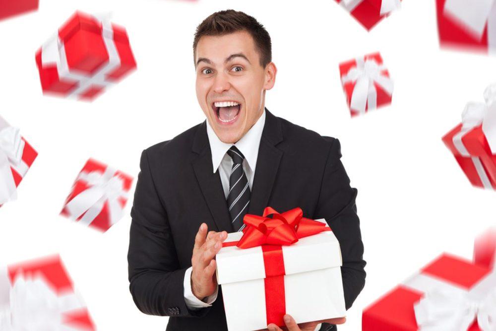 Варианты подарков мужчине директору