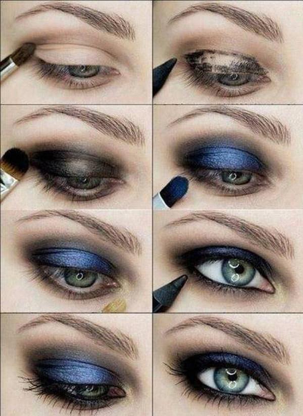 Varianty makijazha glaz