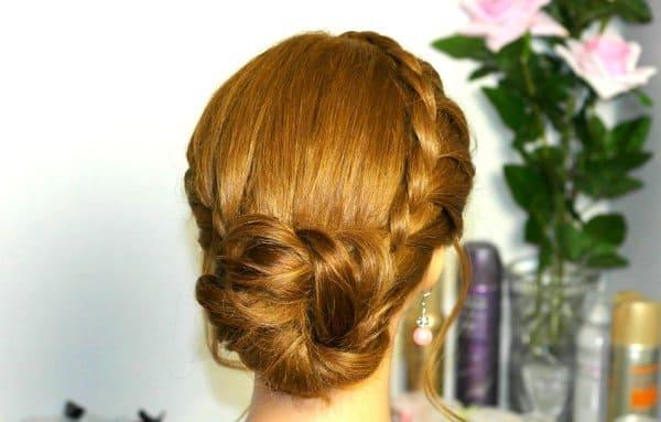 Коса ракушка