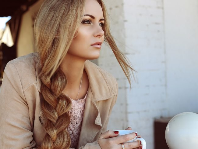 Классическая коса
