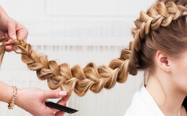 Французская коса-1