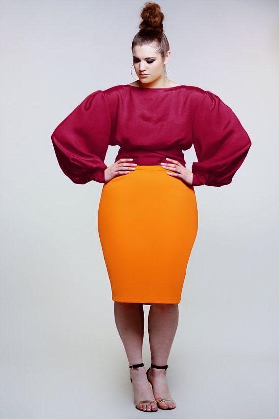 Moda dlya polnyh zhenshchin-5