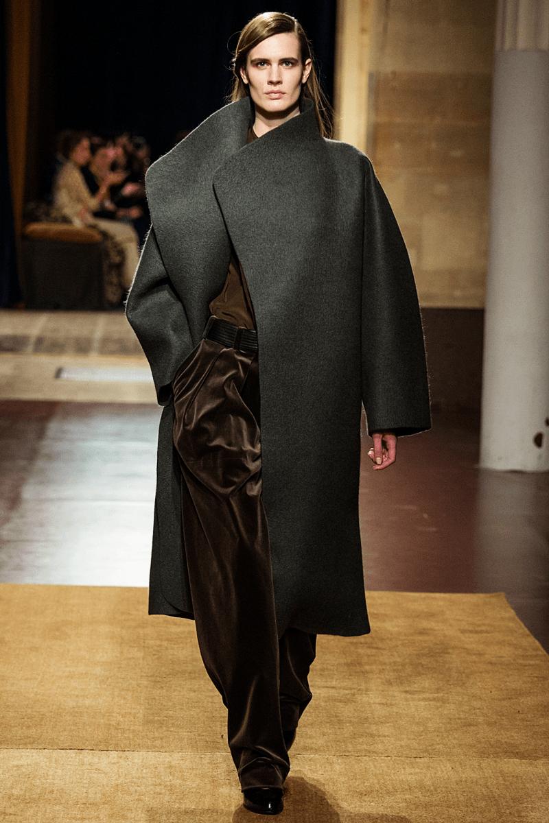 Стиль оверсайз: модные пальто