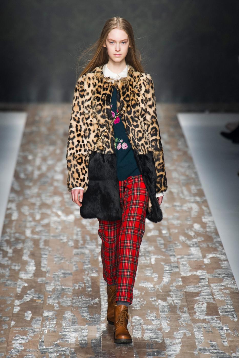 Леопардовый принт: стиль осень-зима