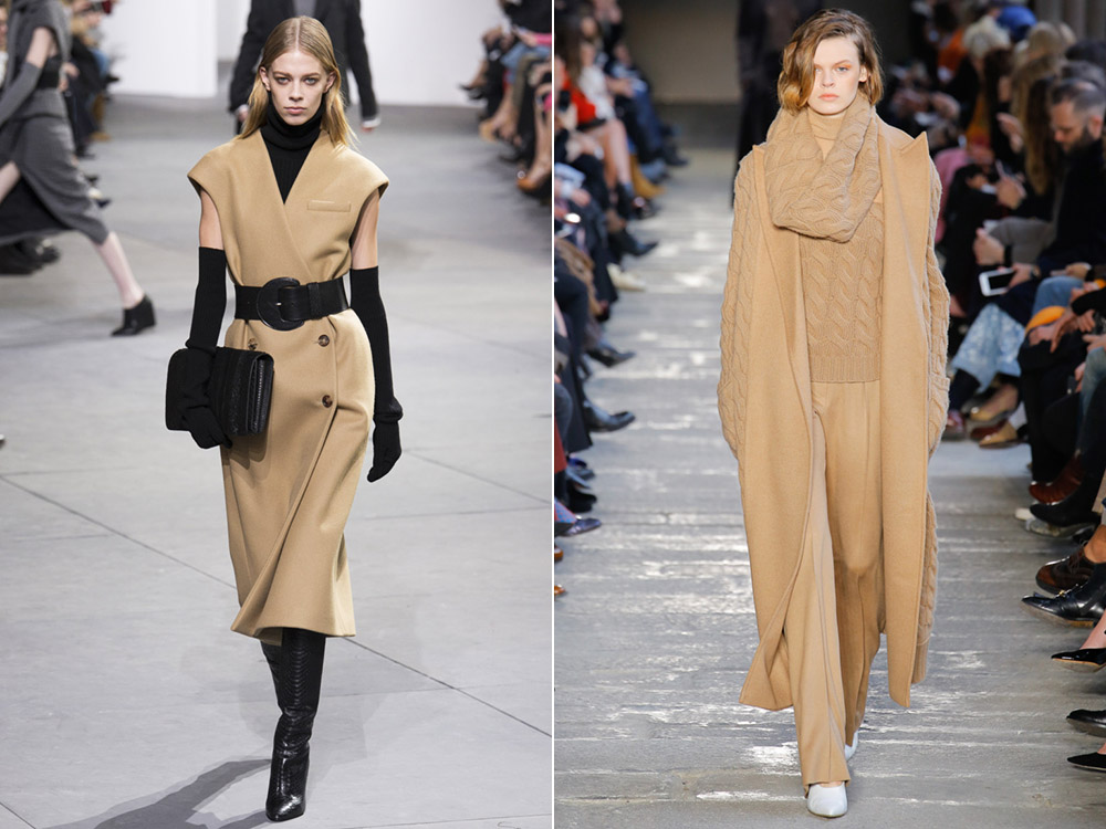 Пастельные тона: мода на пальто