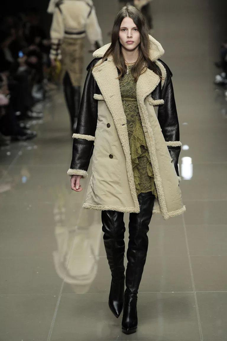 Ретро стиль: модные пуховики осень-зима