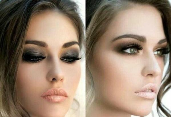 Makijazh smoki ajs