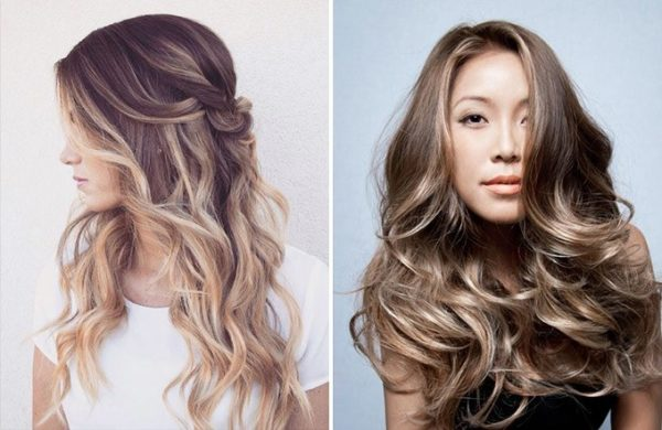 Безвредное натуральное окрашивание волос