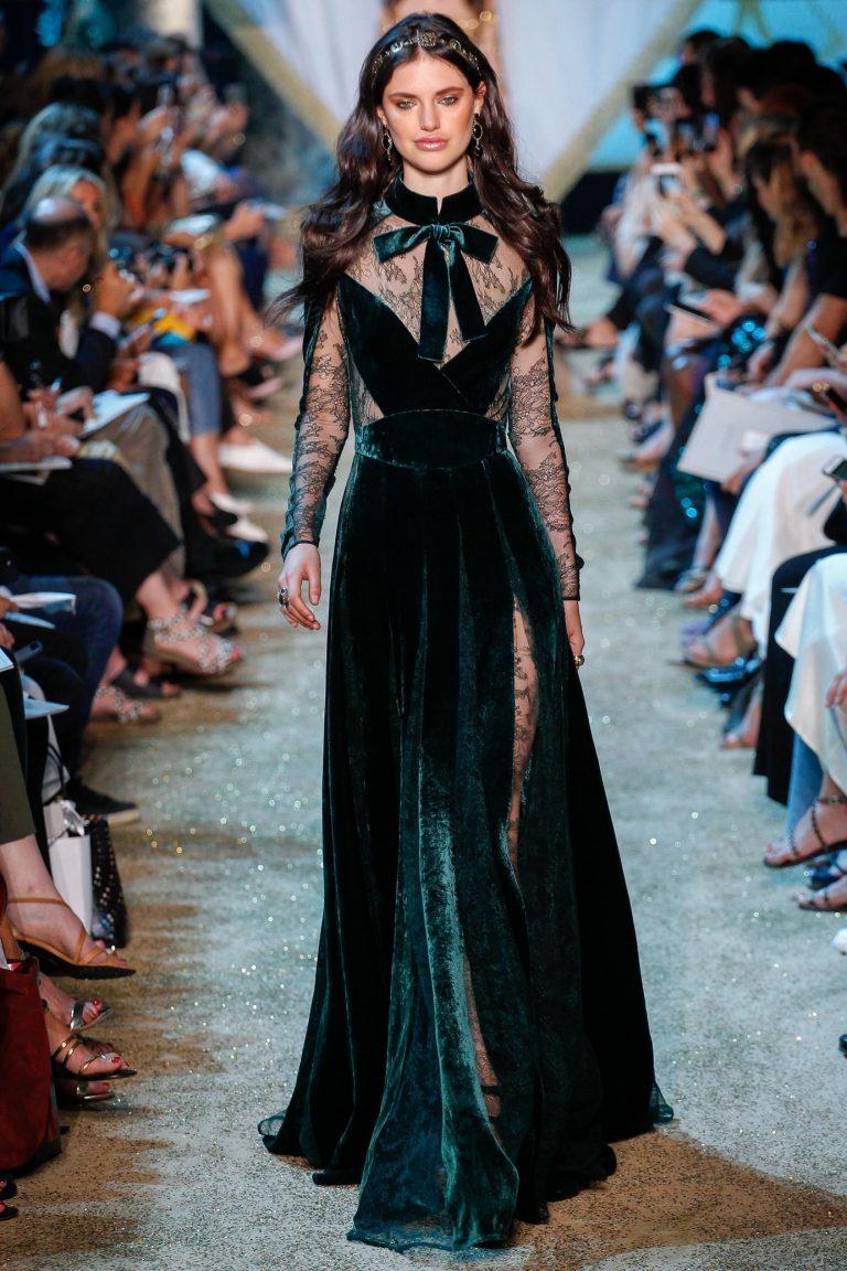 Мода платья длинные 2017