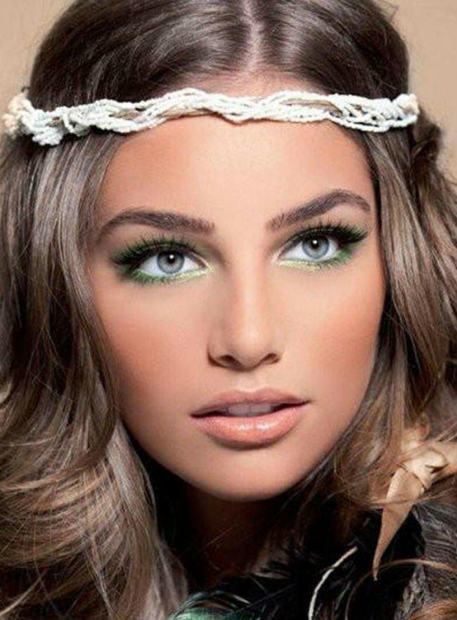 стильный макияж для выпускниц