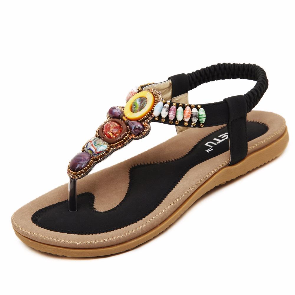 трендовая обувь на пляж весна-лето
