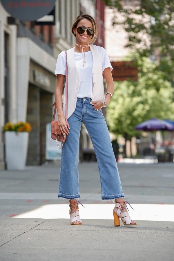 Модные женские джинсы 2019
