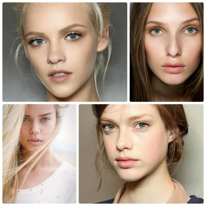 Нюдовый макияж - 3