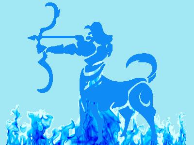 Знак зодиака Стрелец – стихия огонь