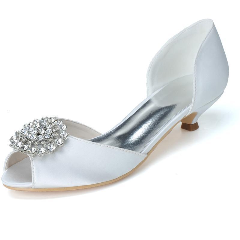 открытые стальные туфли на выпускной бал