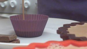 Рецепт Шоколадная панна-котта (панакота), фото к инструкции 8