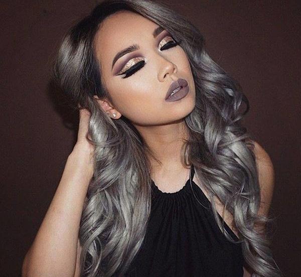 Насыщенный серый