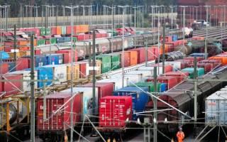 Слежение за вагонами или контейнерами по номеру