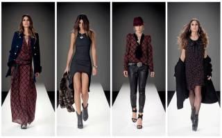 Модные тенденции осень-зима 2018-2019