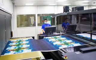 Принт для печати на ткани