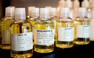 Селективная (нишевая) парфюмерия