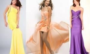 Элегантные модные платья на выпускной 2019