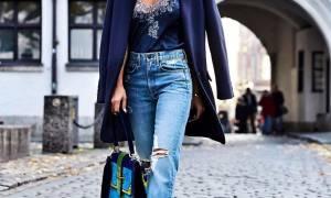 Модные женские джинсы в 2019 году