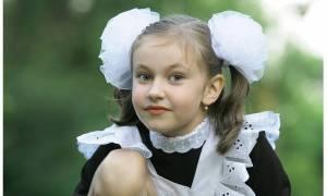 Праздничные прически для девочек на 1 сентября