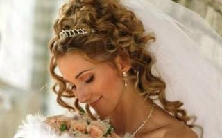 Греческие свадебные прически